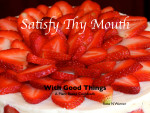 Satisfy Thy Mouth cover image.001
