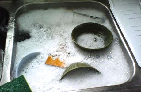 Dishes-in-Sink