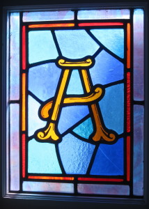 Saint_Peter_Catholic_Church_(Millersburg,_Ohio)_-_stained_glass,_Alpha